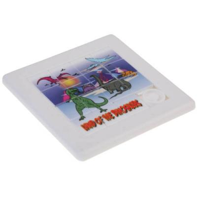 Image of Rectangle Puzzle Tray