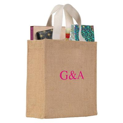 Image of Egerton Jute Gift Bag