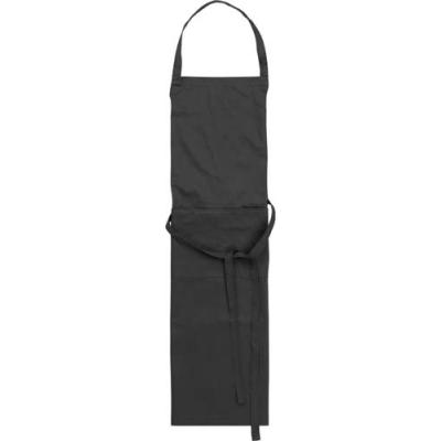 Image of Cotton with polyester apron