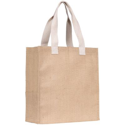 Image of Dargate Jute Tote Natural