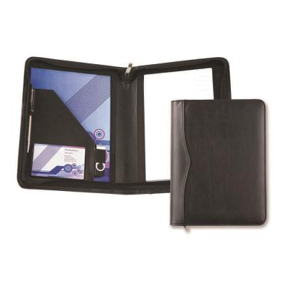 Image of Houghton A5 Zipped Conference Folder